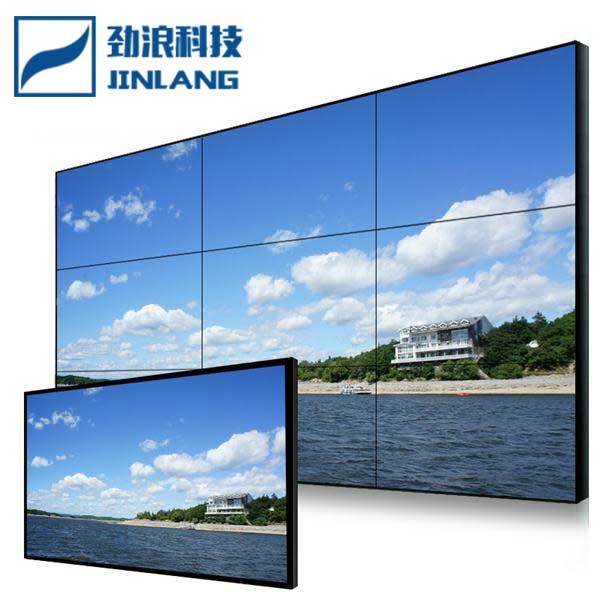 三星55寸液晶电视_三星55寸5.5MM窄边拼接屏液晶显示大屏幕电视墙_液晶拼接屏-LED